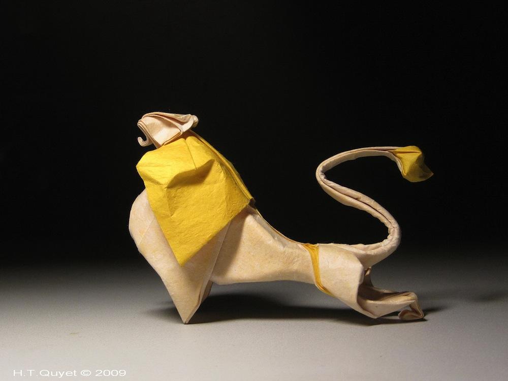 ıslak-origami-aslan