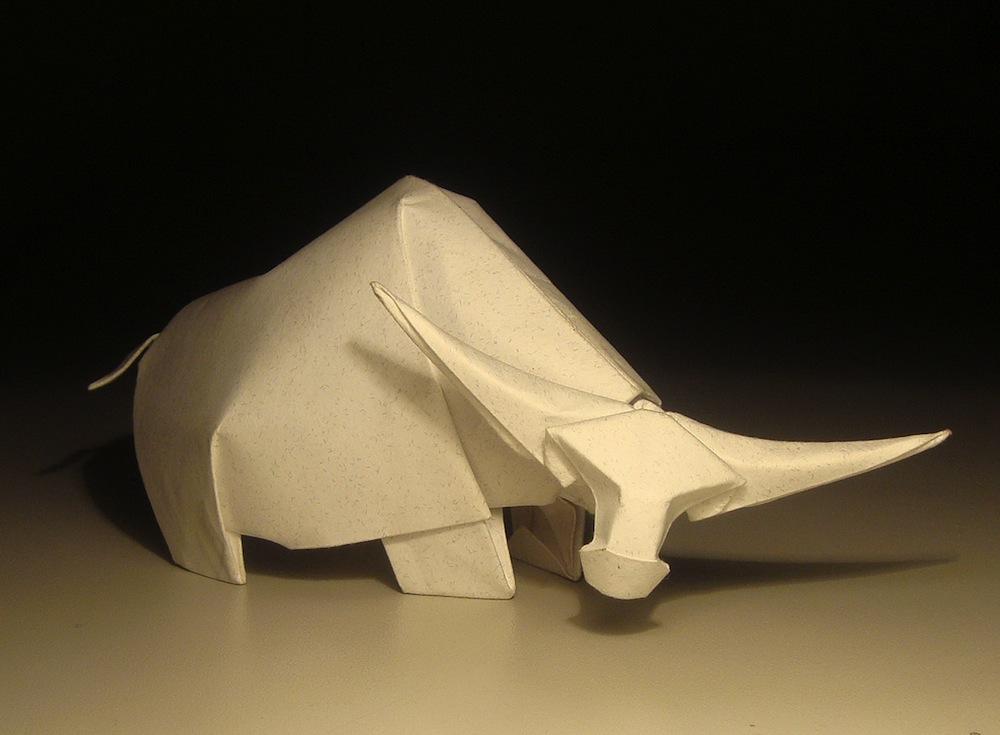 ıslak-origami-boğa