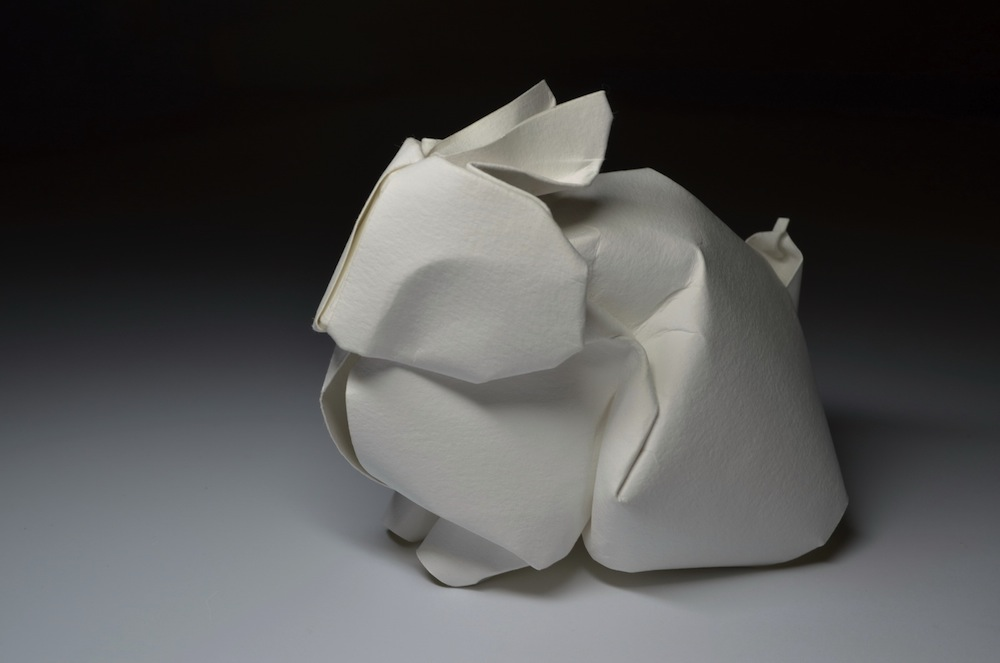 ıslak-origami-tavşan