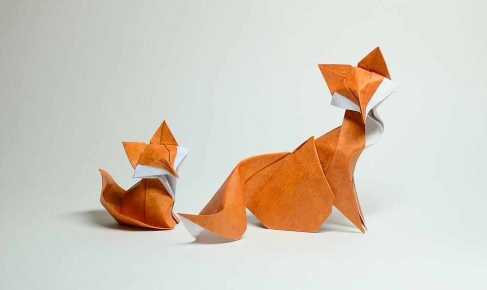 ıslak-origami-tilki