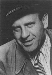 1950lerde Oskar Schindler