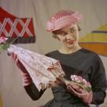 1950lerin Şemsiye Modelleri