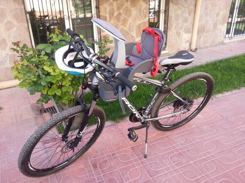 Weeride Bisiklet Koltuğu