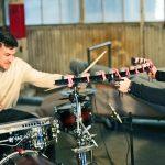 65 Gopros + 1 Insane Drummer