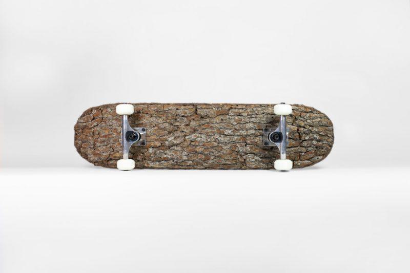 Ağaç Kabuğu Kaykay-2