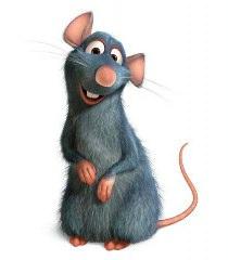 Aşçı Fare Ratatuy