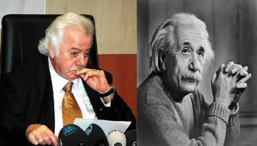 Ahmet Mete Işıkara-Albert Einstein