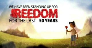Amnesty 50 Years