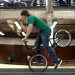 BMX Competition in Game of Bike
