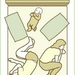 """Baby Sleep Positions """"I'm Not Speaking to You"""""""