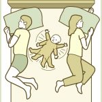"Baby Sleep Positions ""Snow Angels"""