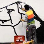 Bant Sanatı-Tape Art