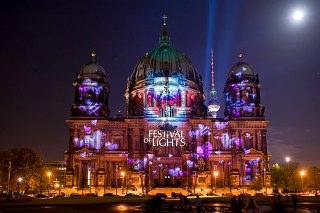 Berlin Işık Festivali