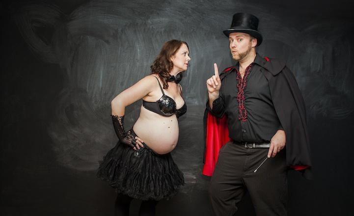 Bir Sihirbazın Bebeği Nasıl Doğar-4
