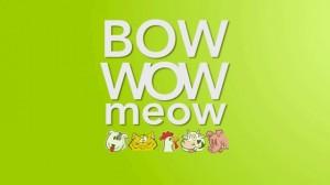 Bow Wow Meow - Farklı Dillerde Hayvan Sesleri