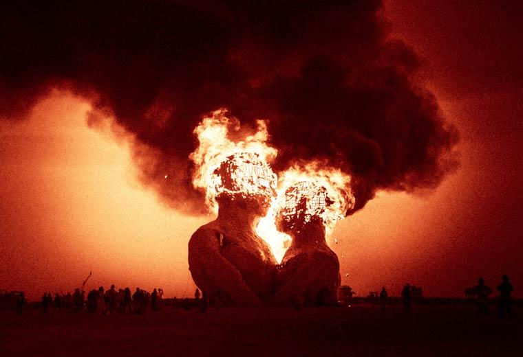 Burning Man 2014-1