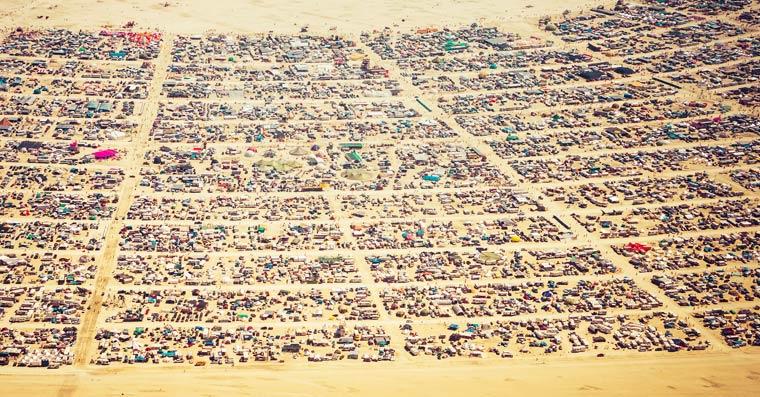 Burning Man 2014-15