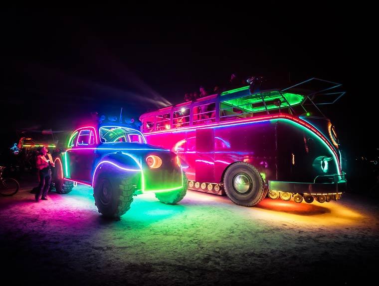 Burning Man 2014-18
