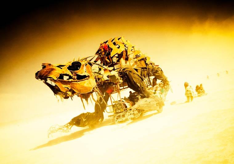 Burning Man 2014-2