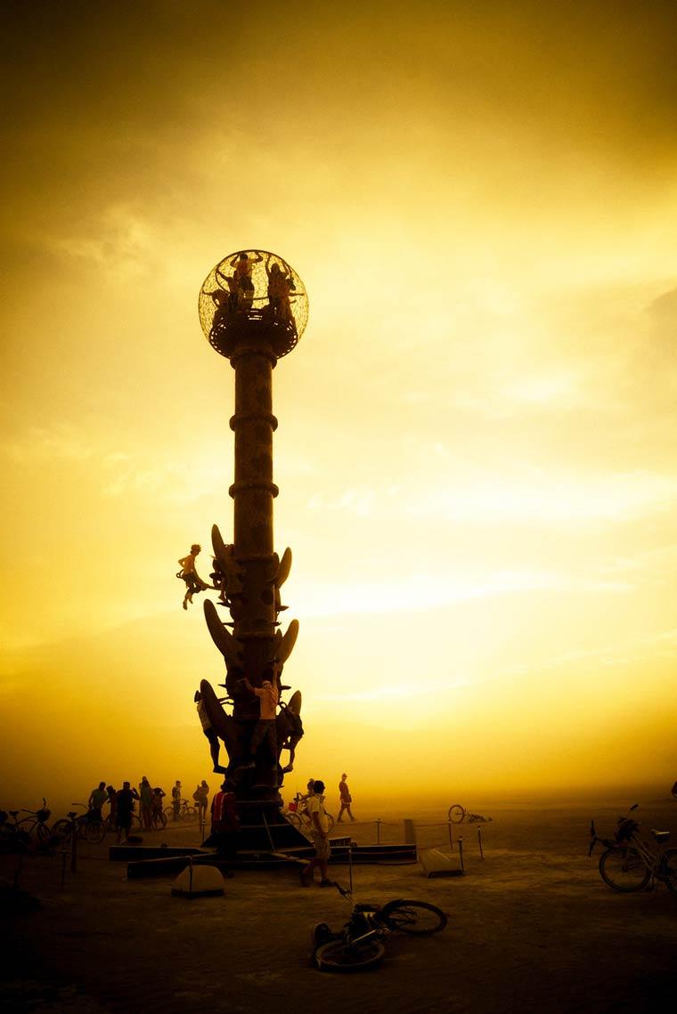 Burning Man 2014-6