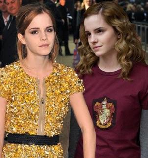 Emma Watson 19 Yaşında Hollywood'un En Pahalı Kadın Yıldızı