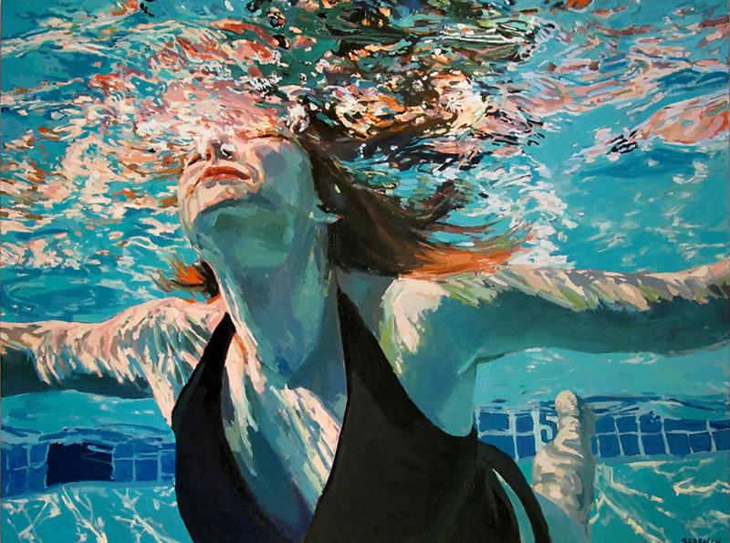 Etkileyici Su Altı Portreleri-7
