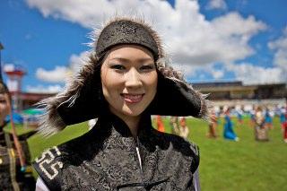 Güzel Moğol Kızı