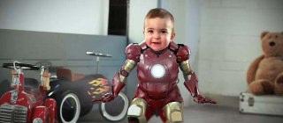 Iron Baby-Demir Bebek
