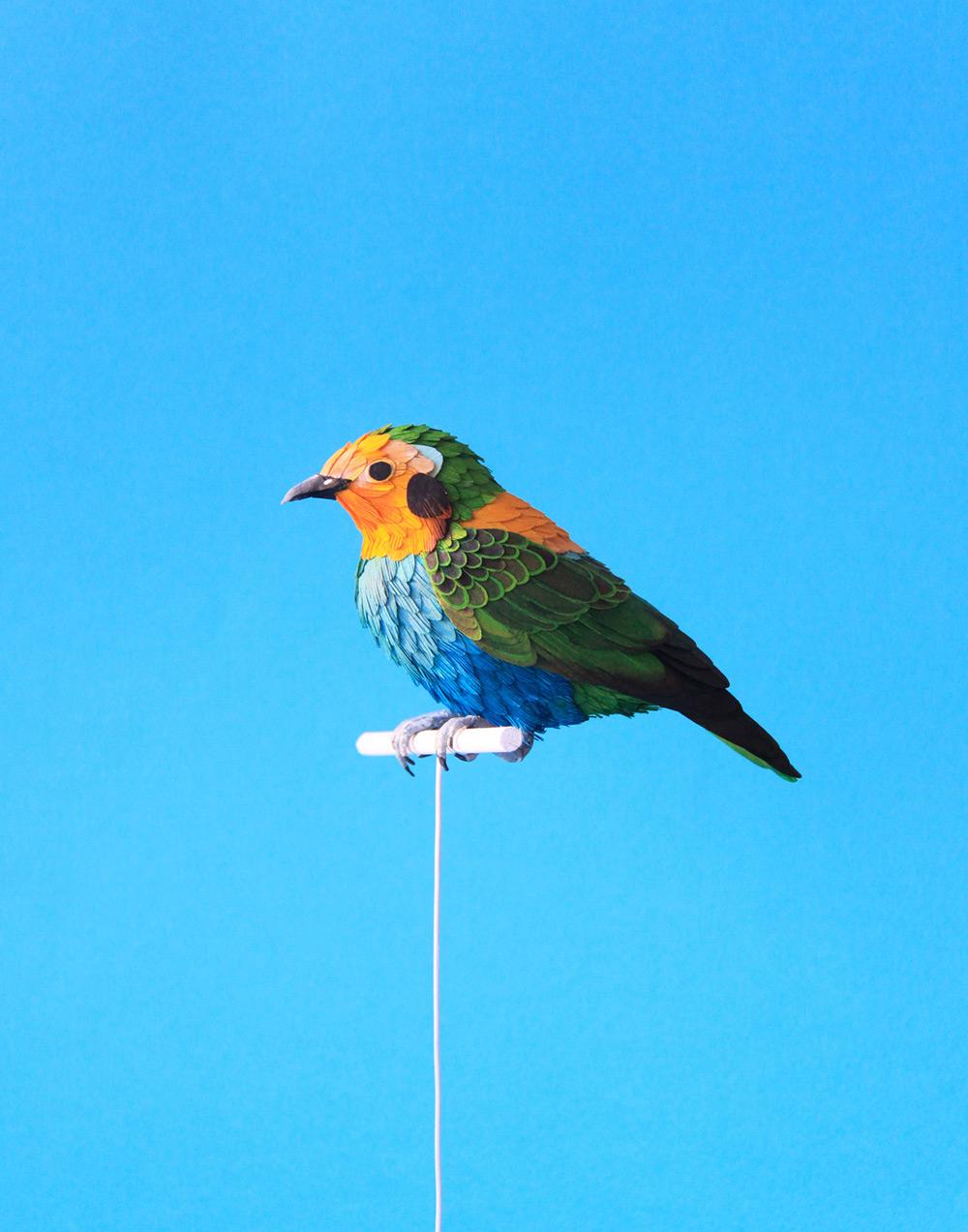 Kağıt Kuşlar-4