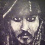 Kaptan Jack Sparrow-Johnny Depp