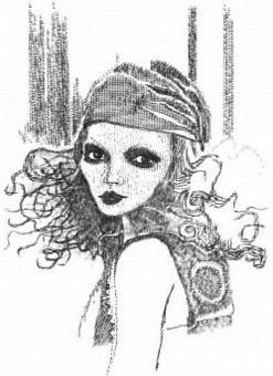 Keira Rathbone-Daktilo Sanatı(2)