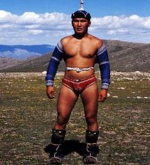Moğolistan'da başlık parası erkekler için isteniyor.