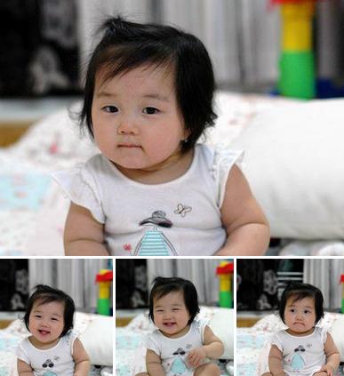 Sevimli Bebek Yerin