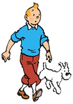 Ten Ten ve Köpeği Milu