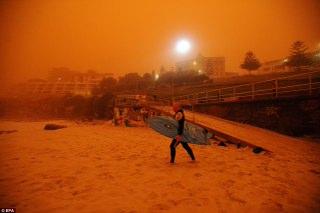 Toz Fırtınası Sydney