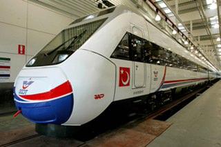 YHT-Yüksek Hızlı Tren