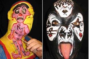 Ameliyat Oyunu-Kiss Rock Grubu