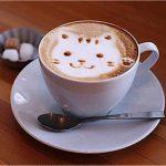 Mutlu Kedi, Kahve, Sanat