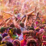 Festival of Colors by Thomas Hawk