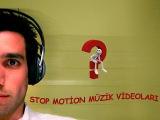 stop motion müzik videoları